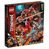 LEGO: Каменный робот огня Ninjago 71720, фото 1
