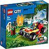 LEGO: Лесные пожарные CITY 60247