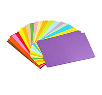 Бумага а4 цветная 100 листов