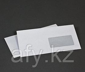 Почтовый конверт с окном