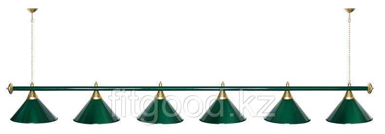 Светильник Startbilliards, 6 плафонов
