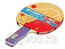 Ракетка теннисная Start Line Level 200 - для начинающих игроков и любителей