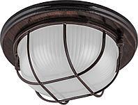Светильник накладной под лампу FERON НБО 03-60-022