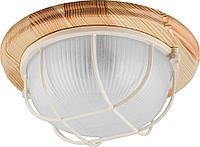 Светильник накладной под лампу FERON НБО 03-60-012