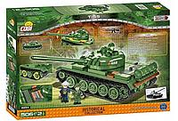 """Конструктор """"Cредний танк T-55"""", 506 дет. (COBI, Польша)"""
