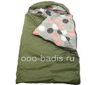 Спальный мешок детский Волчонок (ситец, синтепон 150г/м2, 75х170см)