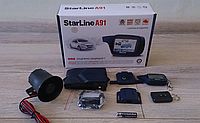 Сигнализация Starline A91 Dialog Интеллектуальный автозапуск