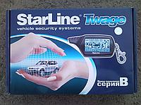 StarLine B9 - автомобильная сигнализация с двухсторонней связью и интеллектуальным запуском двигателя.