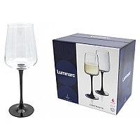 Набор фужеров для вина Luminarc Contrasto 250 мл. (6 штук), фото 1