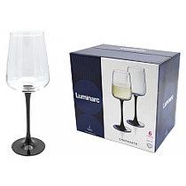 Набор фужеров для вина Luminarc Contrasto 250 мл. (6 штук)