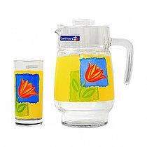 Графин со стаканами Luminarc Melys Soleil (7 предметов)