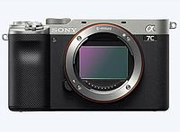Фотоаппарат Sony Alpha A7C Body (Silver), фото 1
