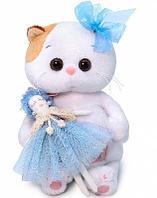 Кошка Ли-Ли Baby с куклой Мальвиной мягкая игрушка