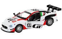 "Машина металлическая ""Maserati Gran Turismo MC GT"" 1:32, белый 5488672"
