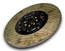 Ведомый диск сцепления (фередо) ф430*52.5, WG9725160390