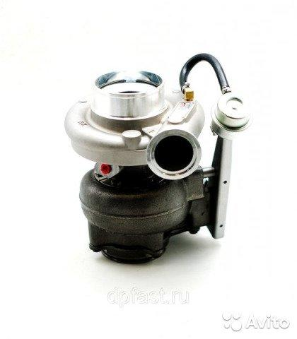Турбина НХ40W, 3530521/4029018 8101008 Cummins GR215 6CT8.3A-C215(турбокомпрессор)