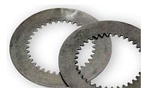 Фрикционная пластина 2-ой скорости (бронзовая) ZL40A.30.1.1-A (1ком*2шт) на погрузчик ZL50G, LW500F