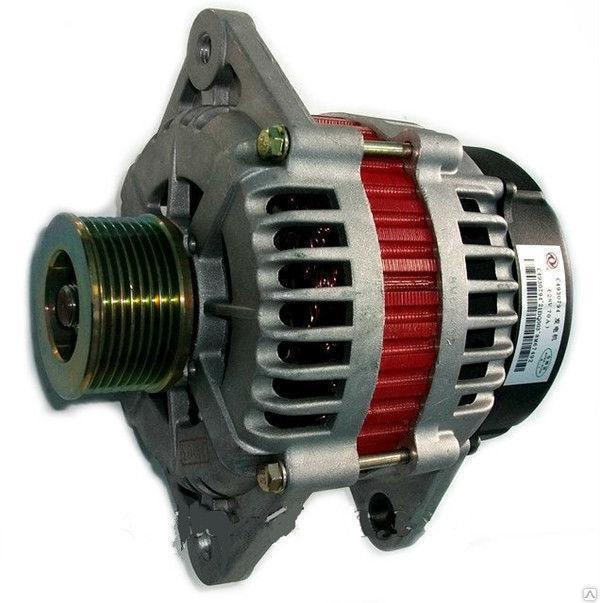 Генератор 28V/70A WP12, WP10 SH. 612630060248/612600090248/612600090506