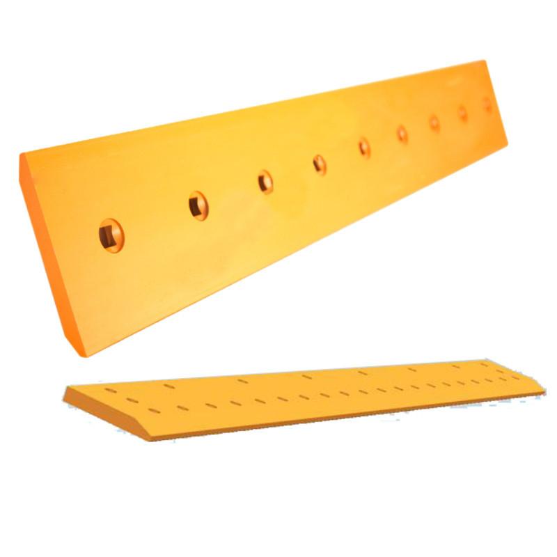 Нож центрального отвала ф19, 15 отверстий, высота 203мм