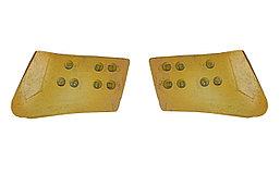 Боковой нож отвала (левый) 175-71-22272
