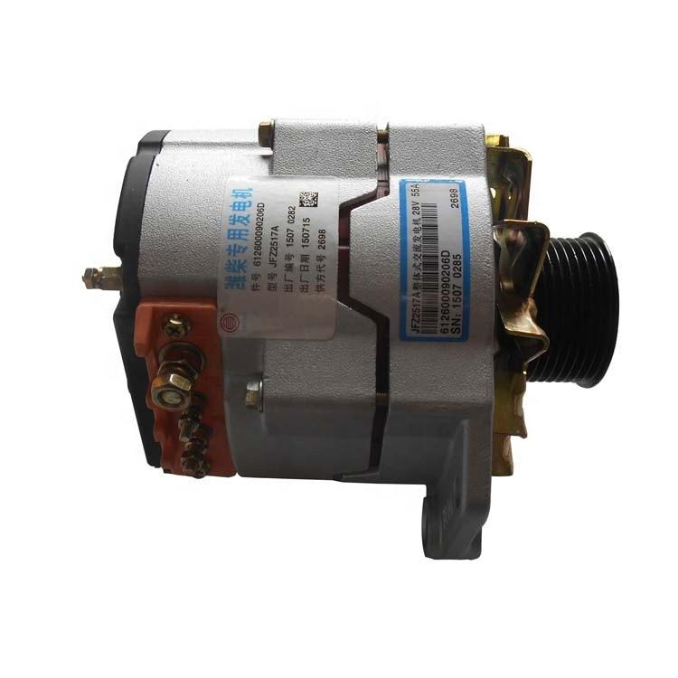 Генератор на двигатель Weichai 612600090206D
