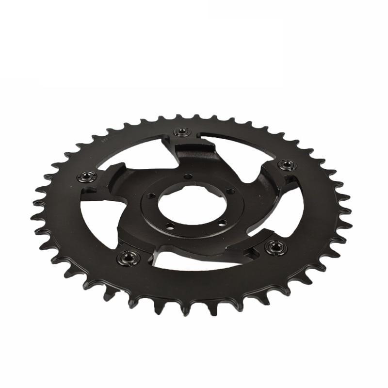 Цепное колесо с валом (задняя короткая) 85763003/85763002