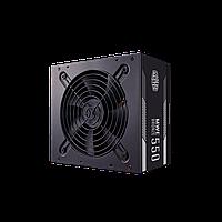 Блок питания CoolerMaster MWE 550 BRONZE 550W MPE-5501-ACAAB-EUMPE-5501-ACAAB-EU