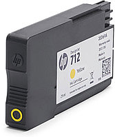 Картридж HP 712 80 мл черный (3ED71A)