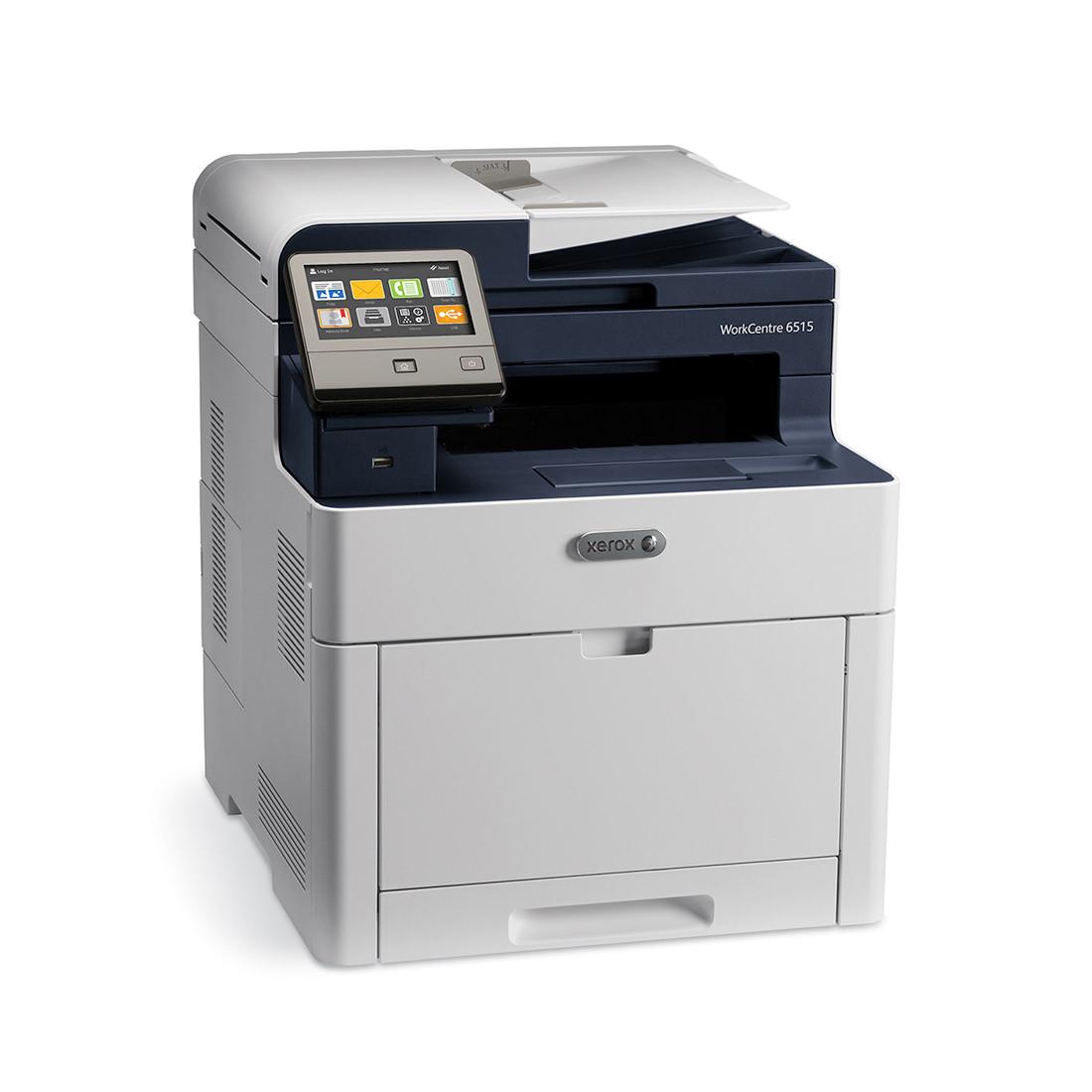 Цветное МФУ Xerox WorkCentre 6515DN  A4 лазерный