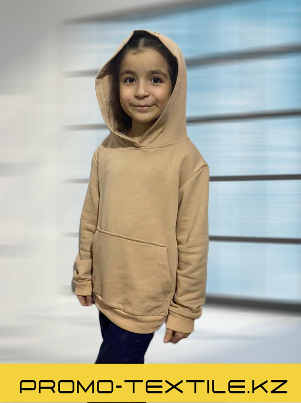 Детские худи под заказ | Однотонные худи толстовки с капюшоном