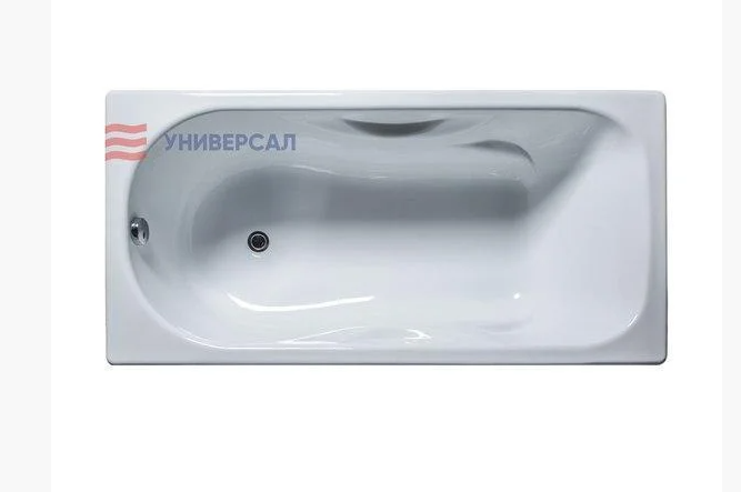 Ванна чугунная Универсал Сибирячка 150*75