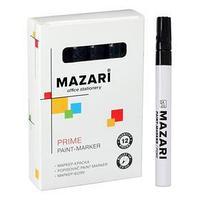 Маркер-краска Mazari Prime, черный