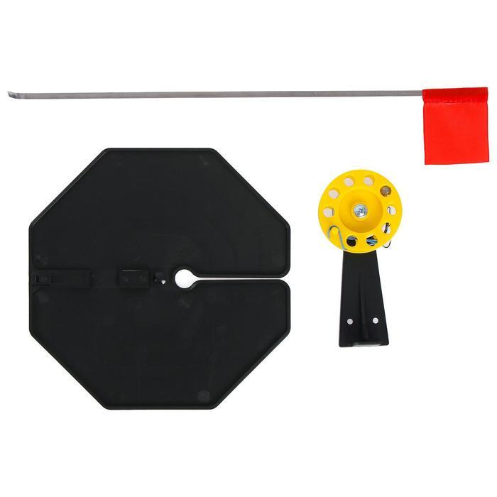 Жерлица оснащенная «Тонар» ЖЗО-05 d=185 мм, катушка d=65 мм - фото 2