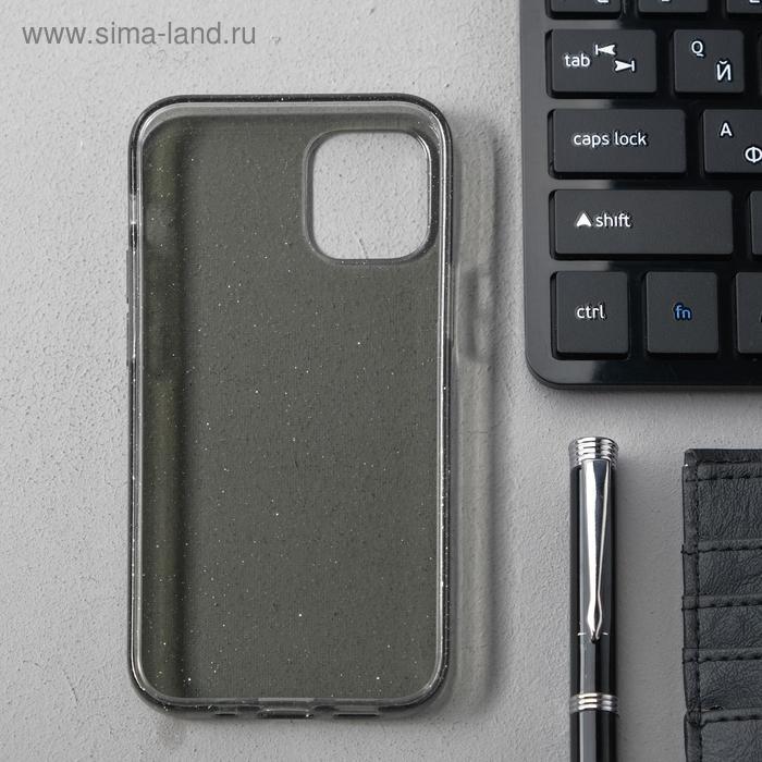 Чехол Activ SC123, для Apple iPhone 12 mini, силиконовый, чёрный - фото 2
