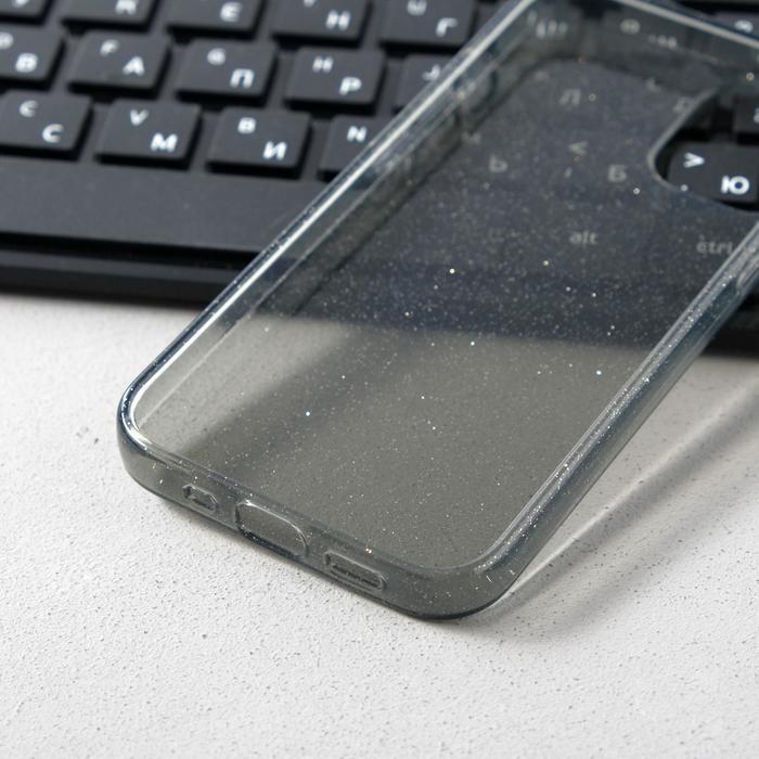 Чехол Activ SC123, для Apple iPhone 12 mini, силиконовый, чёрный - фото 3