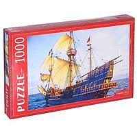 Пазлы 1000 элементов «Корабль под парусом»