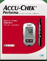 Прибор для определения уровня глюкозы крови Accu-Chek Performa Nano