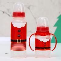Набор бутылочек для кормления 'Дед Мороз' 150 и 250 мл
