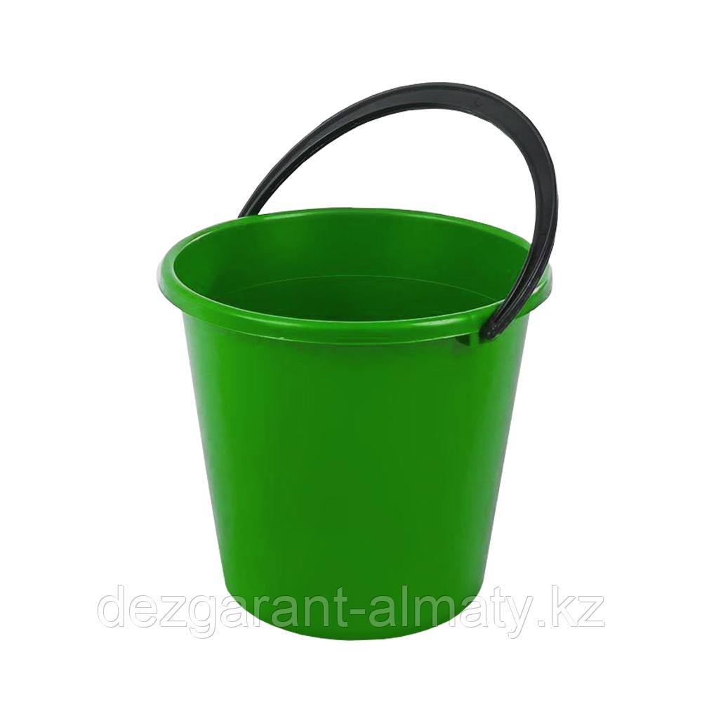 Ведро 5 л ПЭ зеленое