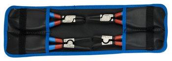 Набор съёмников стопорных колец PLUS в сумке - 539PLUS/4DPCT UNIOR