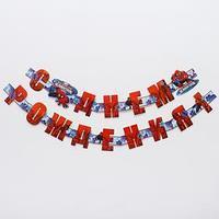 Гирлянда на люверсах 'С Днем Рождения!', Человек-паук