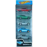 Hot Wheels Набор из 5 машинок , в ассортименте