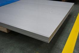 Лист из углеродистой стали