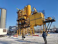 Асфальтобетонный завод Вибау (Wibau), Германия