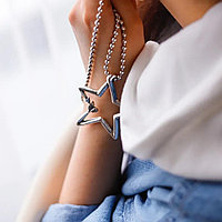 Колье / Flella - звезда / ЕВ75