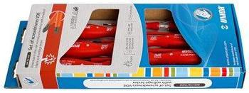 Набор отвёрток изолированных с индикатором в картонной упаковке - 603CS6TVDE UNIOR