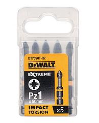 Биты ударные DEWALT IMPACT DT7390T, Torsion Pz1, 50 мм