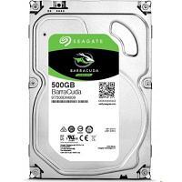 Жесткий диск Seagate BarraCuda 500Gb ST500DM009