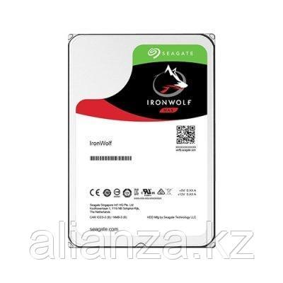 Жесткий диск Seagate IronWolf 4Tb ST4000VN008