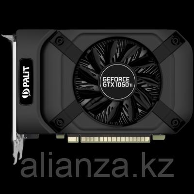 Видеокарта Palit nVidia GeForce GTX 1050 Ti StormX 4Gb NE5105T018G1-1070F